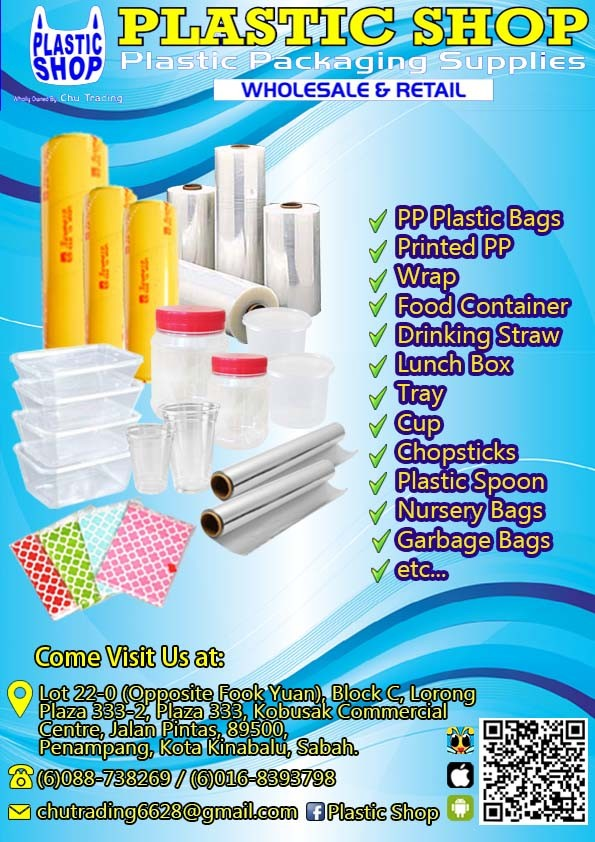 Wholesale, Retail, Supply of Plastic Packaging in Plaza 333, Kota