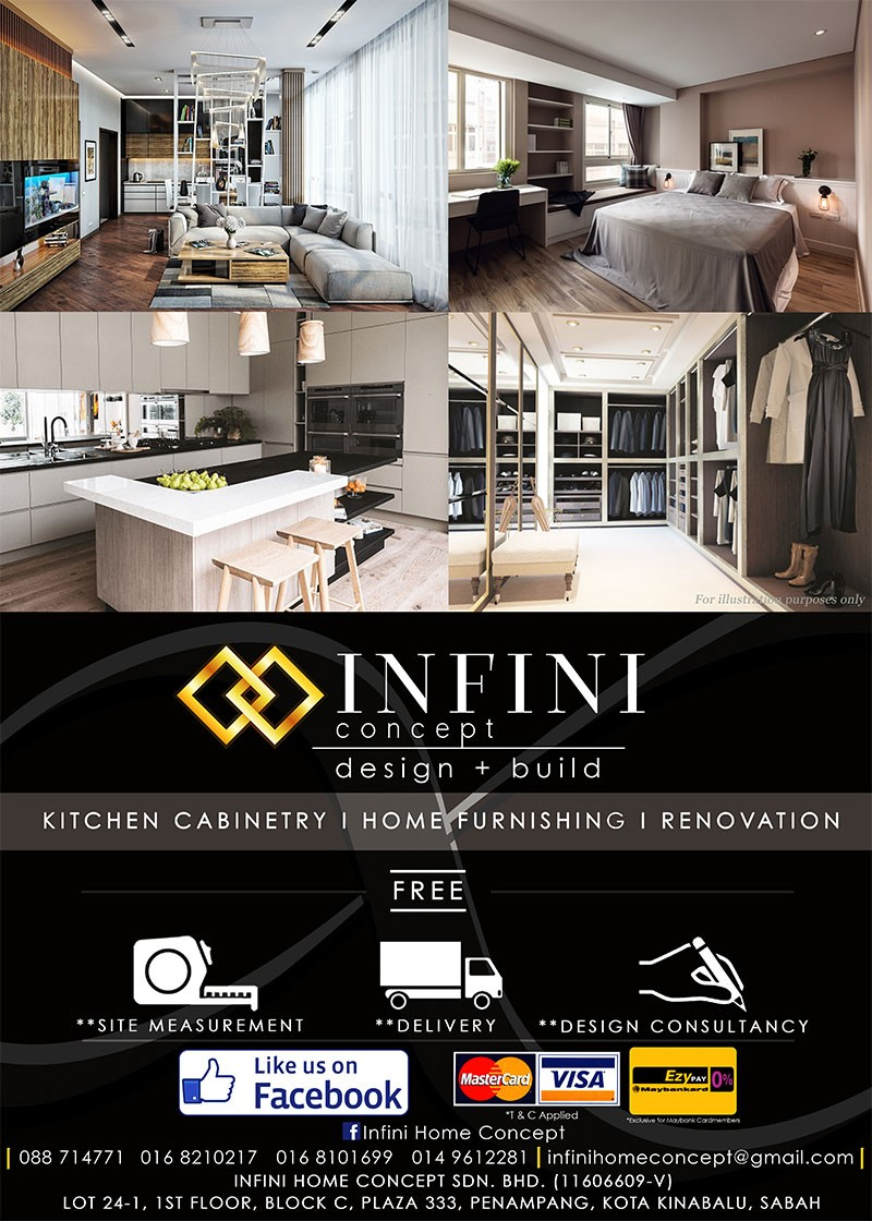 Infini Home Concept - Design & Build, Home Furnishing & Renovation ...